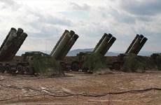 Không quân Thổ Nhĩ Kỳ huấn luyện vận hành hệ thống S-400