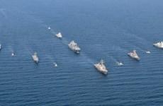 40 tàu chiến tham gia cuộc tập trận của NATO tại Biển Baltic