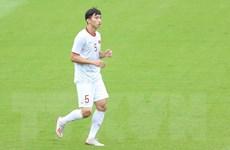 CLB Heerenveen chúc Đoàn Văn Hậu may mắn khi đối đầu Thái Lan