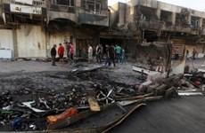 Iraq: 14 người bị thương trong nhiều vụ nổ liên tiếp tại Baghdad