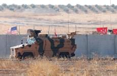 Syria phẫn nộ vì Mỹ và Thổ Nhĩ Kỳ tuần tra chung trên lãnh thổ