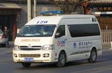 Trung Quốc: Tai nạn giao thông nghiêm trọng, gần 30 người thương vong