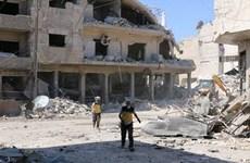 Bộ Quốc phòng Nga bác bỏ việc tiến hành không kích ở Syria