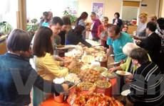 Hoạt động xã hội từ thiện thắm đượm tình hữu nghị Việt-Séc