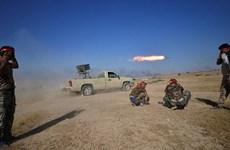 Lực lượng bán quân sự Iraq bắn hạ một máy bay không người lái