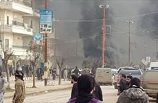 Syria: Đánh bom xe tại Afrin, ít nhất 25 người thương vong