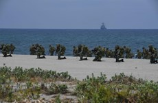Mỹ, Philippines hợp tác quốc phòng trong bối cảnh căng thẳng Biển Đông