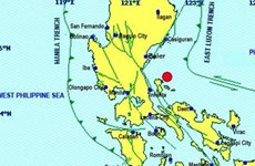 Thủ đô Philippines rung chuyển bởi trận động đất độ lớn 5,2