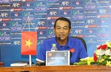 U16 Việt Nam thận trọng trước Timor Leste tại vòng loại U16 châu Á