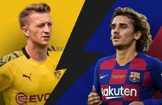 Lịch trực tiếp: Hàng loạt 'đại chiến' ở lượt mở màn Champions League