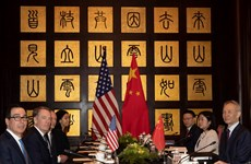 Đàm phán thương mại Mỹ-Trung khó có thể giải quyết được bất đồng