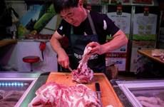 Trung Quốc quyết định mở kho thịt đông lạnh dự trữ quốc gia