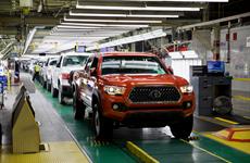 Mỹ: Toyota đầu tư 391 triệu USD để nâng cấp nhà máy tại bang Texas