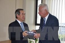 Đoàn đại biểu Đảng Cộng sản Việt Nam thăm và làm việc tại Hy Lạp
