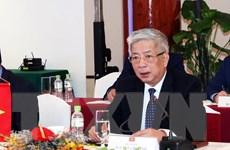 Việt Nam luôn coi trọng quan hệ hợp tác quốc phòng với Thái Lan