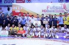 CLB Thái Sơn Nam bảo vệ thành công chức vô địch quốc gia 2019