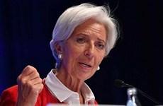 Cựu Tổng Giám đốc IMF: Tăng trưởng toàn cầu 'mong manh và bị đe dọa'