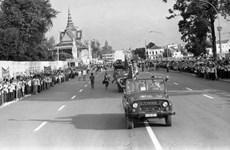 Tình đoàn kết Việt Nam-Campuchia không bao giờ thay đổi