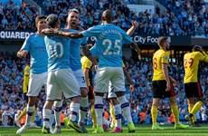 Manchester City đi vào lịch sử sau chiến thắng hủy diệt 8-0