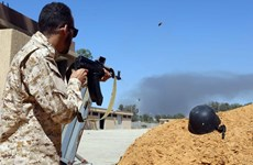 Libya: LNA không kích khiến hơn 90 binh sỹ GNA thiệt mạng