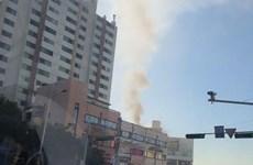 Hàn Quốc: Hỏa hoạn tại bệnh viện khiến nhiều người thương vong