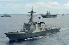 Hàn Quốc không tham gia cuộc tập trận hải quân 2019 của Nhật Bản