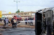 Nổ xe chở dầu tại Mali, khiến hơn 50 người thương vong