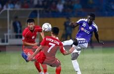 Cận cảnh Hà Nội FC để cho April 25 cầm hòa ở những phút cuối