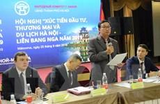 Doanh nghiệp Hà Nội kết nối giao thương với các đối tác Liên bang Nga