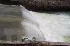 Bình Phước: Tắm hồ, rơi vào dòng nước xoáy, một người tử vong