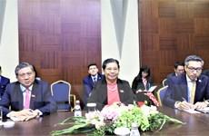MSEAP 4 khẳng định vai trò quan trọng của hợp tác liên nghị viện