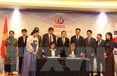 Ra mắt Hiệp hội Doanh nhân và Đầu tư Việt Nam-Hàn Quốc