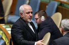 Ngoại trưởng Iran Zarif tố cáo Mỹ phát động chiến tranh mạng