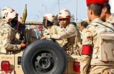 Lực lượng an ninh Ai Cập tiêu diệt 15 phần tử khủng bố tại Bắc Sinai