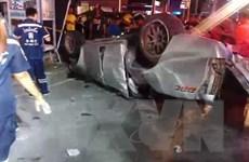 Tai nạn giao thông nghiêm trọng tại Thái Lan, 13 người thiệt mạng