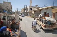 Saudi Arabia hoan nghênh thành lập ủy ban hiến pháp Syria