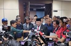 Ông La Nyalla Mattalitti được bầu làm Chủ tịch Thượng viện Indonesia