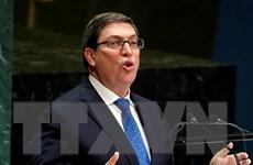 Ngoại trưởng Cuba lạc quan về triển vọng cải thiện quan hệ với Mỹ
