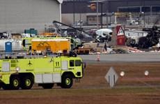 Mỹ: Rơi máy bay tại Connecticut, ít nhất 7 người đã thiệt mạng