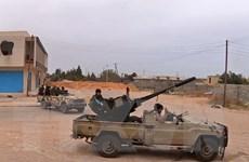 LNA tiêu diệt 26 phiến quân khủng bố ở Tây Nam Libya