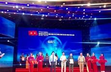 Hà Nội trao giải thưởng báo chí về xây dựng Đảng và phát triển văn hóa