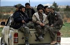 Phiến quân Syria ủng hộ chiến dịch tấn công người Kurd của Thổ Nhĩ Kỳ