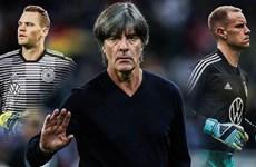 Joachim Loew lên tiếng về việc lựa chọn Neuer hay Stergen sẽ bắt chính
