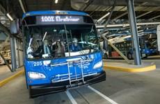 Costa Rica thử nghiệm loại xe buýt chạy bằng năng lượng điện