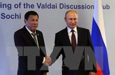 Philippines coi Nga là đối tác thương mại và đầu tư ưu tiên