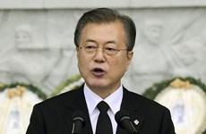 Tổng thống Hàn Quốc không tham gia lễ đăng quang của Hoàng đế Nhật Bản