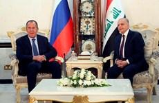 Nga, Iraq thảo luận về sáng kiến giảm căng thẳng ở Vịnh Persian
