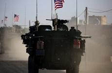Tổng thống Mỹ lý giải về quyết định rút quân khỏi Đông Bắc Syria