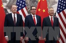 Nhà Trắng: Đàm phán thương mại Mỹ-Trung sẽ nối lại vào ngày 10/10