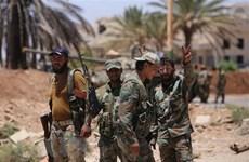 Nga cảnh báo những hành động 'cản trở tiến trình hòa bình' Syria